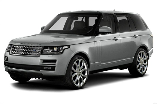2013 Land Rover Range Rover SUV Base 4dr All wheel Drive Photo