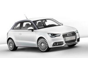 parasol a medida para un Audi a1 3 puertas
