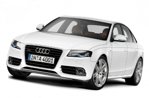 Parasol, cortinilla solares a medida Audi a4 b8