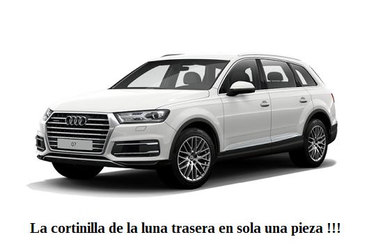 Audi q7 2018