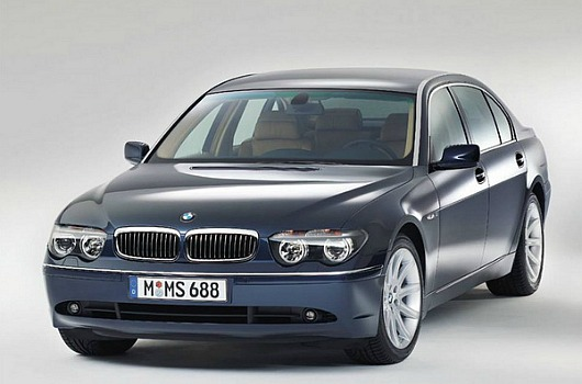 BMW E65 4