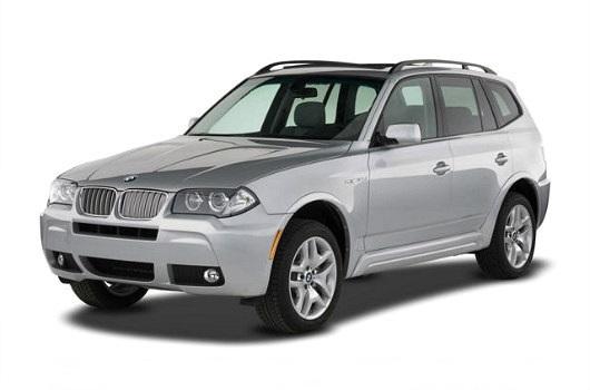 BMW X31 2007 1