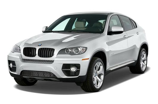 BMW x6 e711