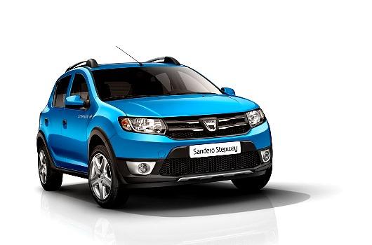Dacia Sandero Stepway 2013 1