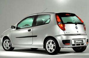 Fiat punto 2005 3 deurs