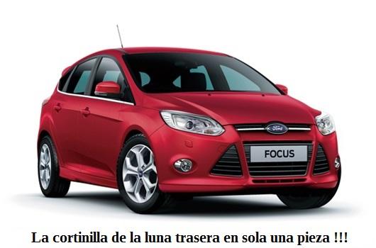 Ford Focus 5 deurs 20131