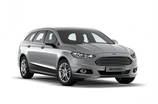 Ford Mondeo Wagon 2016
