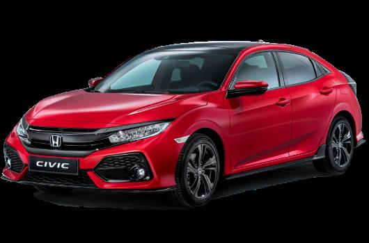 Honda Civic 5 puertas 2017