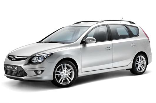 Hyundai I30 Wagon 2010
