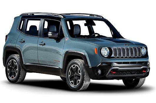 Jeep Renegade 1