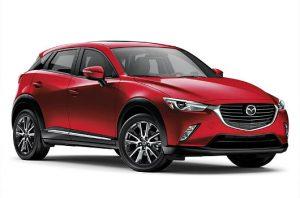 Mazda CX3 2
