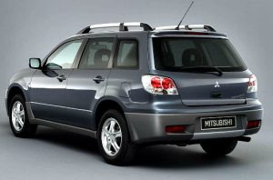 Mitsubishi Outlander European Version 2003 1024 21