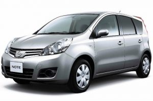 NISSAN Note 3829 20