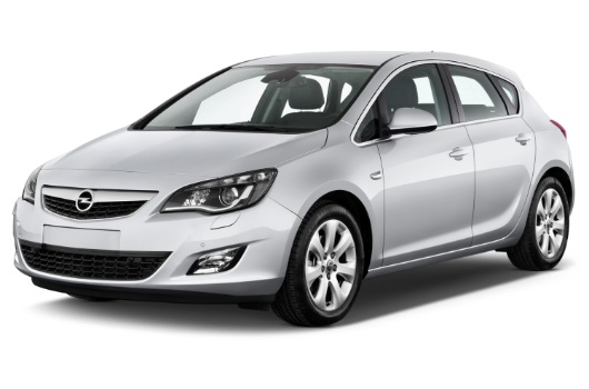 Opel Astra 5 Puertas 2012