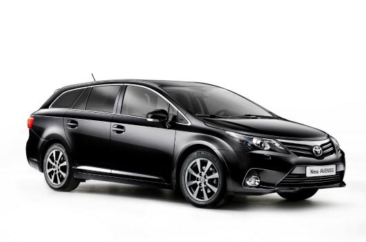 Toyota Avensis 2012 Estate