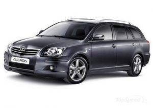 Toyota Avensis Estate 2003 20081