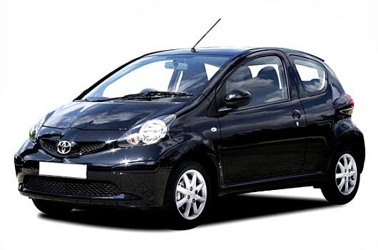 Toyota Aygo 3 deurs