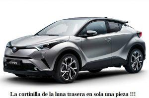 Toyota C HR 2017 1