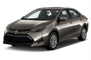 Toyota Corolla 2019 sedan