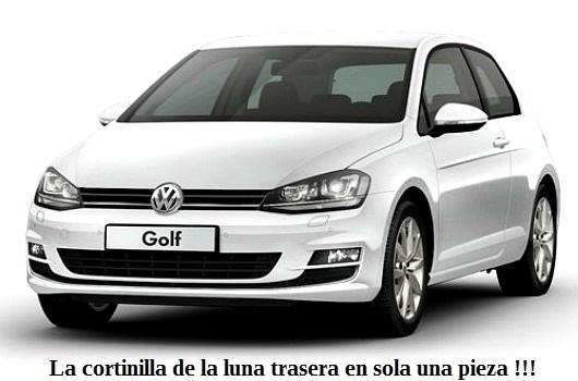 VW Golf 3p MK7 1 1