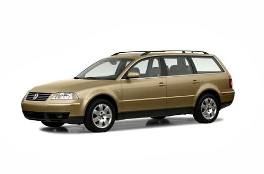 VW Passat Variant1 2002