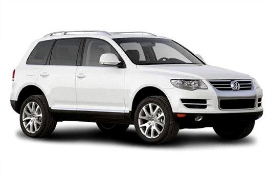 VW Touareg 2008
