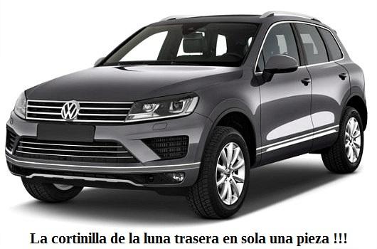 VW Touareg 2016 1