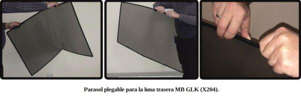 parasol a medida mb glk x204